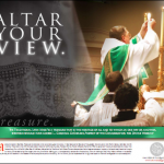 Werbekampagne für die Messe im außerordentlichen Ritus (alle Rechte am Bild: Una Voce Quad Cities)