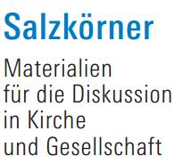 Logo der Zeitschrift Salzkörner